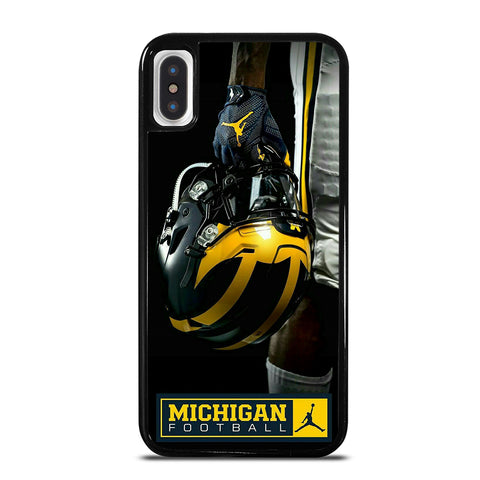 MICHIGAN WOLVERINES #1 iPhone Case