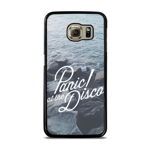 PANIC AT THE DISCO Samsung Galaxy S6 Case