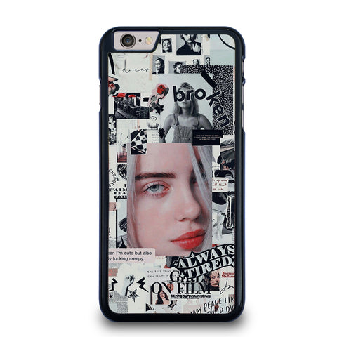 BILLIE EILISH COLLAGE iPhone 6 / 6S Plus Case