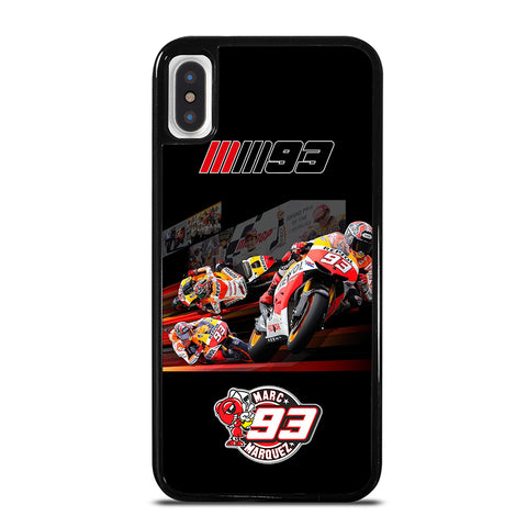 MARC MARQUEZ MM93 iPhone X / XS Case