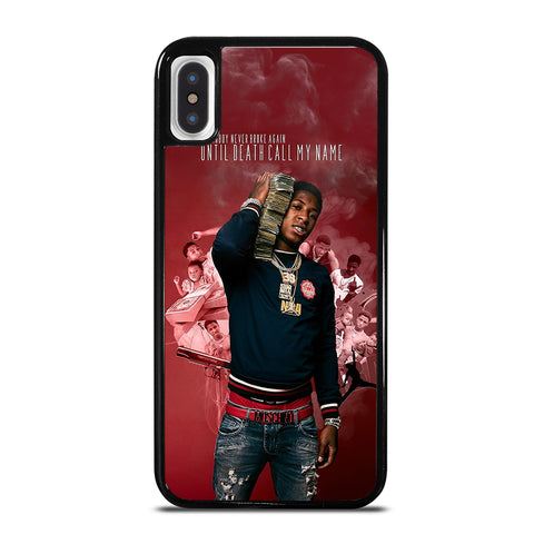 NBA YOUNGBOY RAPPER SINGER iPhone Case