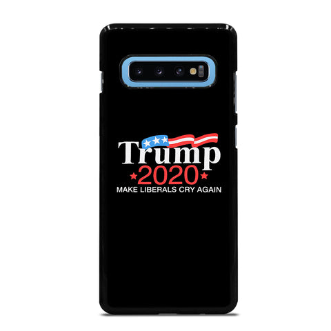 DONALD TRUMP ELECTION 2020 Samsung Galaxy Case