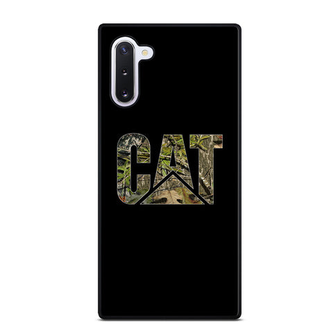 CAT CATERPILLAR CAMO Samsung Galaxy Note 10 Case