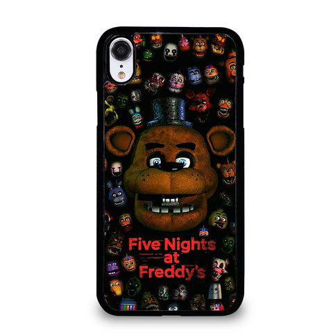 FIVE NIGHTS FREDDY'S FNAF iPhone XR Case