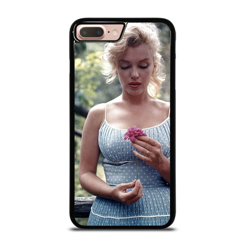 MARILYN MONROE INNOCENT FLOWER iPhone 7 / 8 Plus Case