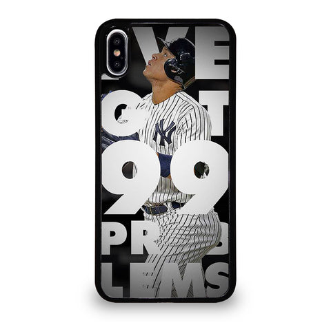 AARON JUDGE 99 YANKEES 4 iPhone XS Max Case