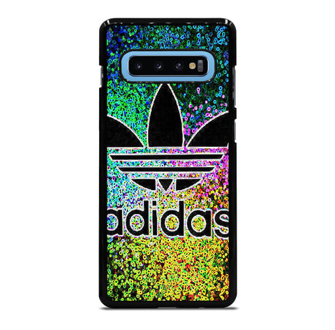 ADIDAS ART LOGO RAINBOW Samsung S10 Plus Case