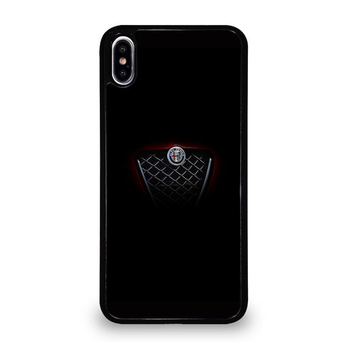 ALFA ROMEO iPhone XS Max Case