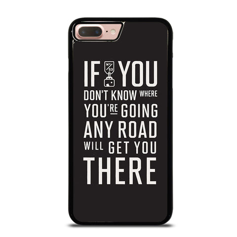 ALICE IN WONDERLAND QUOTE iPhone 7 / 8 Case
