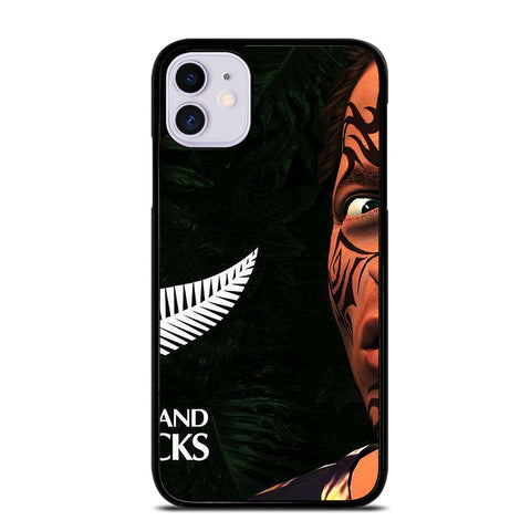 ALL BLACKS NEW ZEALAND 2 iPhone 11 Case
