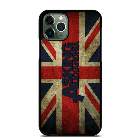 ASKING ALEXANDRIA METALCORE 2 iPhone 11 Pro Max Case