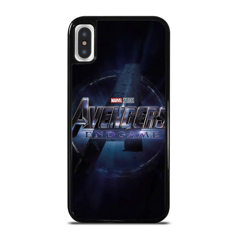AVENGERS ENDGAME MARVEL STUDIOS iPhone X / XS Case