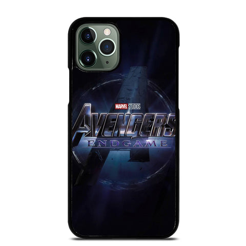 AVENGERS ENDGAME MARVEL STUDIOS iPhone 11 Pro Max Case