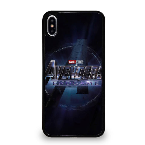 AVENGERS ENDGAME MARVEL STUDIOS iPhone XS Max Case