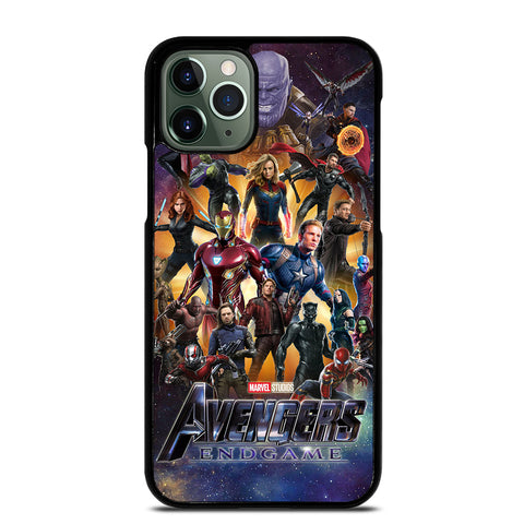 AVENGERS ENDGAME iPhone 11 Pro Max Case