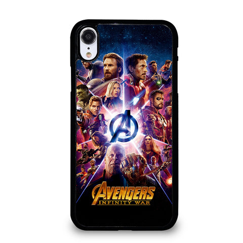AVENGERS INFINITY WAR 2 iPhone XR Case