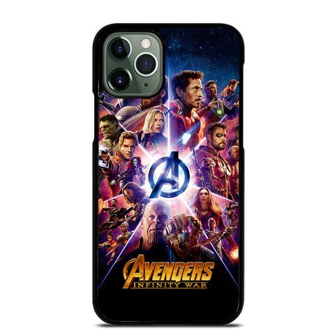 AVENGERS INFINITY WAR 2 iPhone 11 Pro Max Case