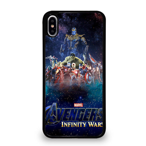 AVENGERS INFINITY WAR 3 iPhone XS Max Case