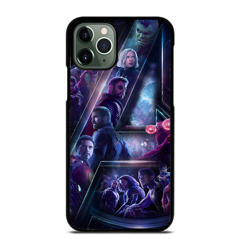AVENGERS INFINITY WAR 4 iPhone 11 Pro Max Case