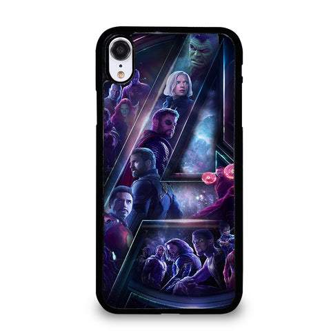 AVENGERS INFINITY WAR 4 iPhone XR Case