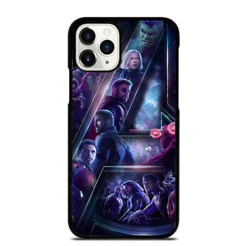 AVENGERS INFINITY WAR 4 iPhone 11 Pro Case