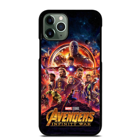 AVENGERS INFINITY WAR iPhone 11 Pro Max Case
