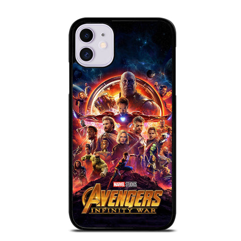 AVENGERS INFINITY WAR iPhone 11 Case