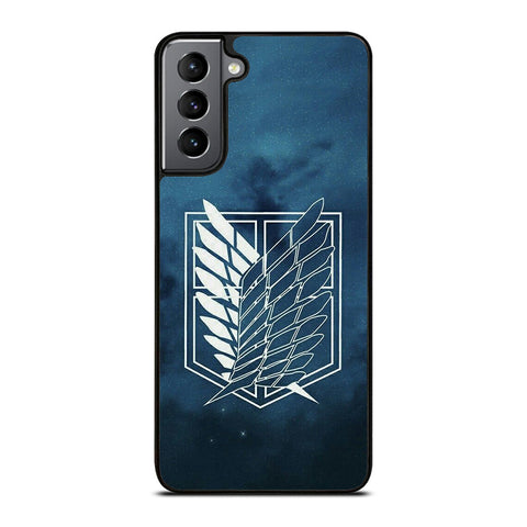 Armin Arlert Scouting Legion Attack On Titan 3 Samsung Galaxy S21 Plus Case