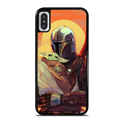 BABY YODA iPhone X / XS Case