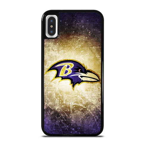 BALTIMORE RAVENS 2 iPhone X / XS Case