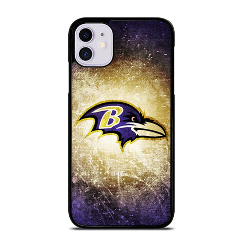 BALTIMORE RAVENS 2 iPhone 11 Case