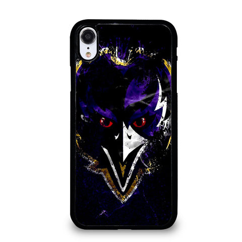 BALTIMORE RAVENS iPhone XR Case