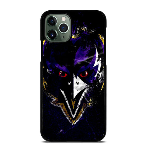 BALTIMORE RAVENS iPhone 11 Pro Max Case
