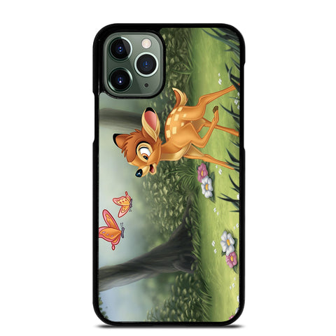 BAMBI DEER FRIENDS 3 iPhone 11 Pro Max Case