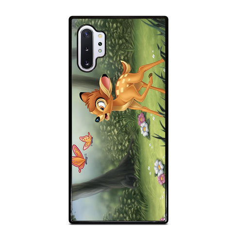 BAMBI DEER FRIENDS 3 Samsung Note 10 Plus Case