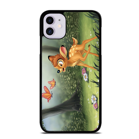 BAMBI DEER FRIENDS 3 iPhone 11 Case