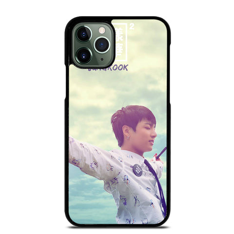 BANGTAN BOYS BTS JUNGKOOK iPhone 11 Pro Max Case