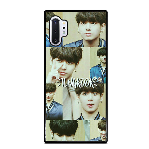 BANGTAN BOYS BTS JUNGKOOK 2 Samsung Note 10 Plus Case