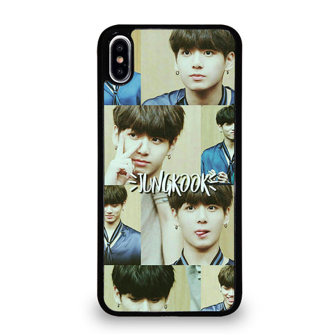 BANGTAN BOYS BTS JUNGKOOK 2 iPhone XS Max Case
