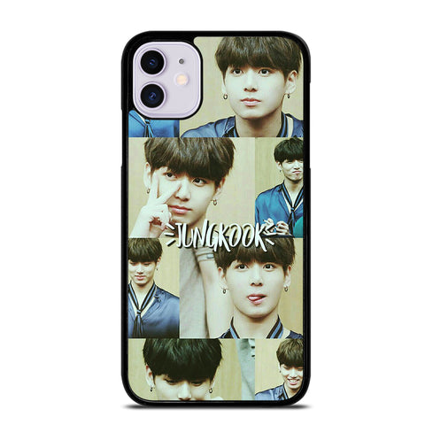 BANGTAN BOYS BTS JUNGKOOK 2 iPhone 11 Case