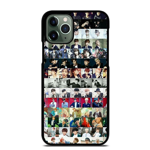BANGTAN BOYS BTS KPOP 3 iPhone 11 Pro Max Case
