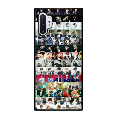 BANGTAN BOYS BTS KPOP 3 Samsung Note 10 Plus Case