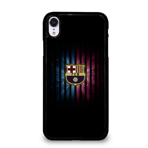 BARCELONA BARCA LOGO iPhone XR Case