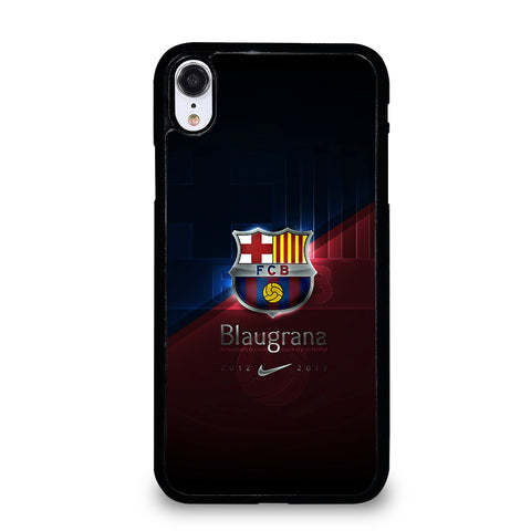 BARCELONA FC - BLAUGRANA iPhone XR Case