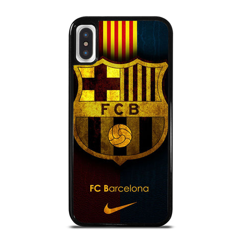 BARCELONA FC iPhone X / XS Case