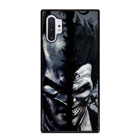 BATMAN VS JOKER Samsung Note 10 Plus Case