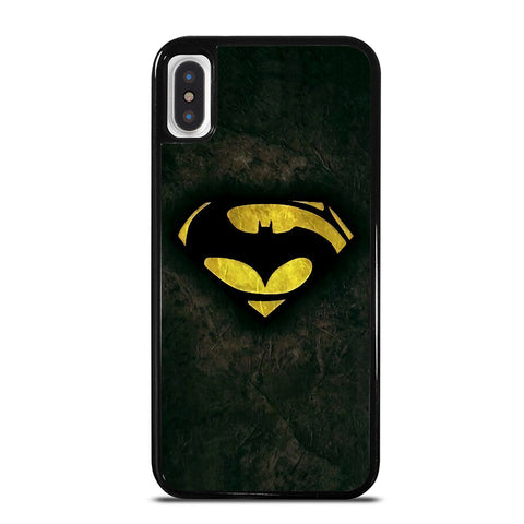 BATMAN VS SUPERMAN 2 iPhone X / XS Case