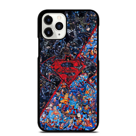 BATMAN VS SUPERMAN iPhone 11 Pro Case