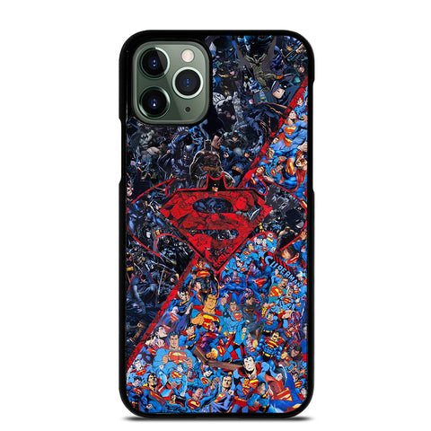 BATMAN VS SUPERMAN iPhone 11 Pro Max Case