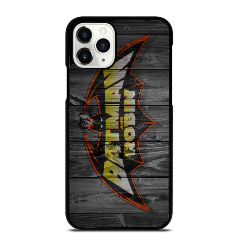 BATMAN WOOD LOGO 6 iPhone 11 Pro Case